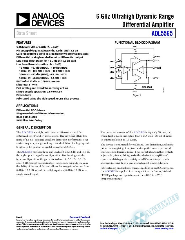 ADL5565