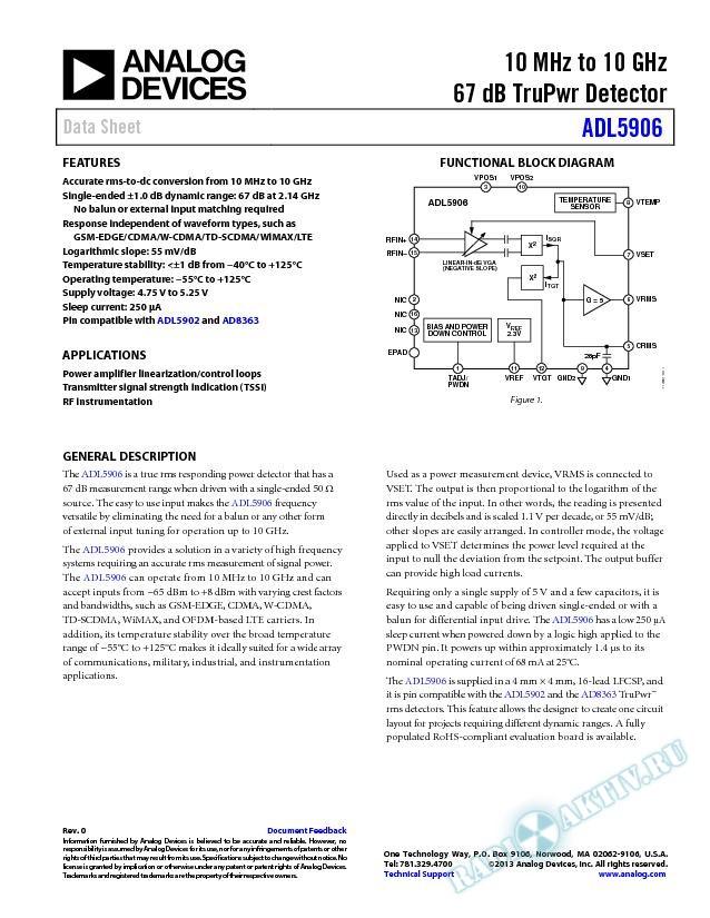 ADL5906