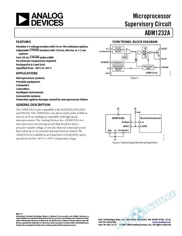 ADM1232A