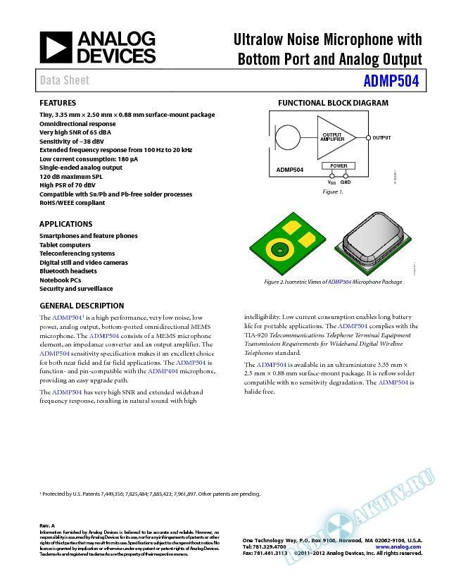 ADMP504