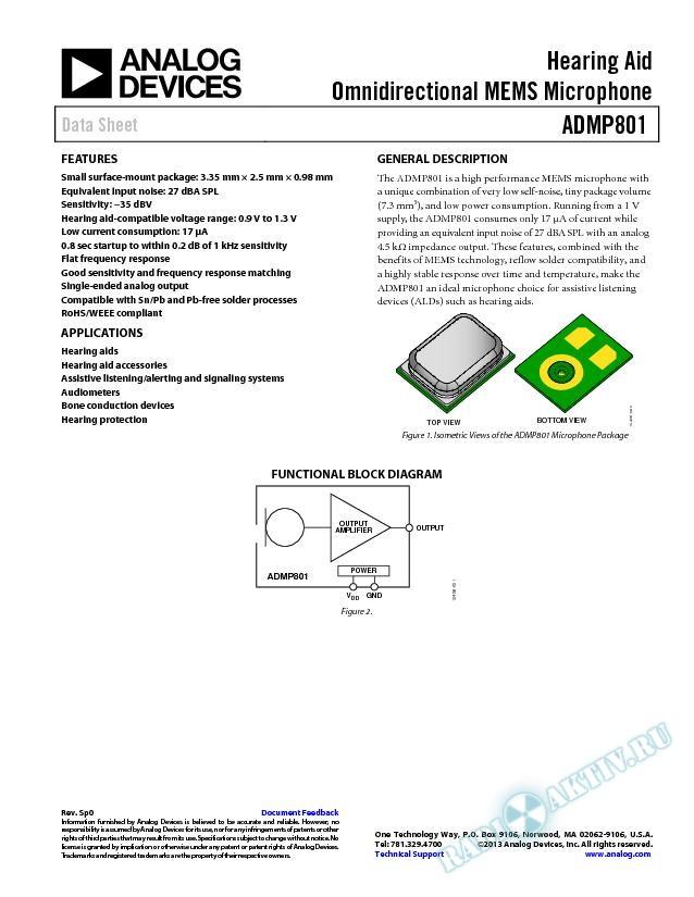 ADMP801