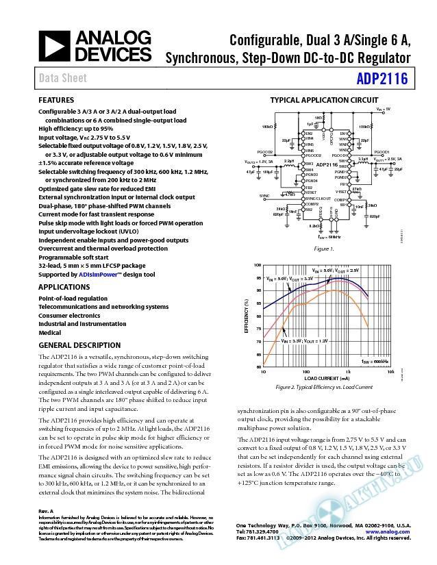 ADP2116