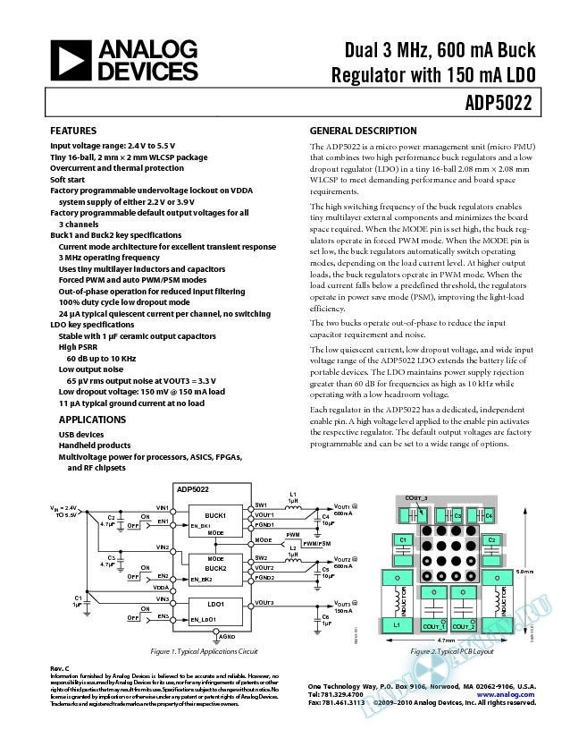 ADP5022