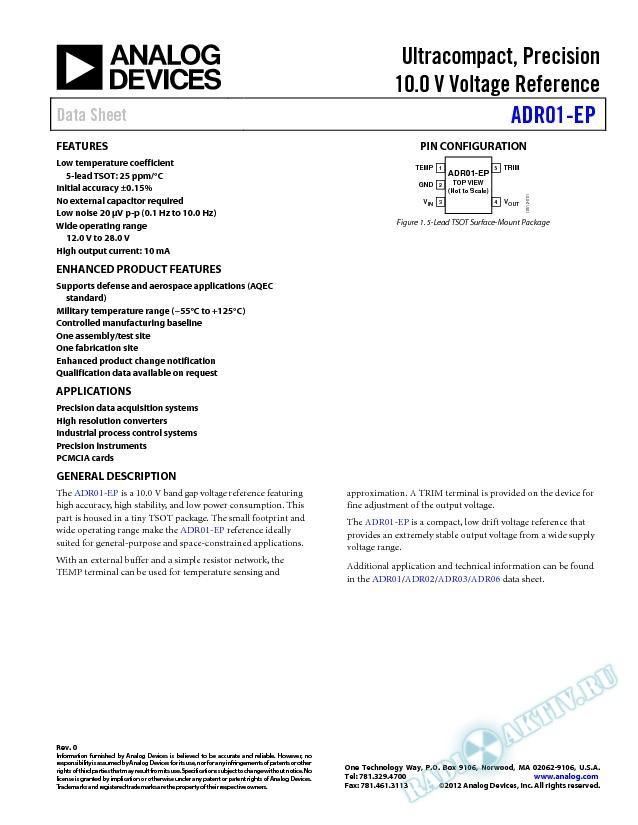 ADR01-EP
