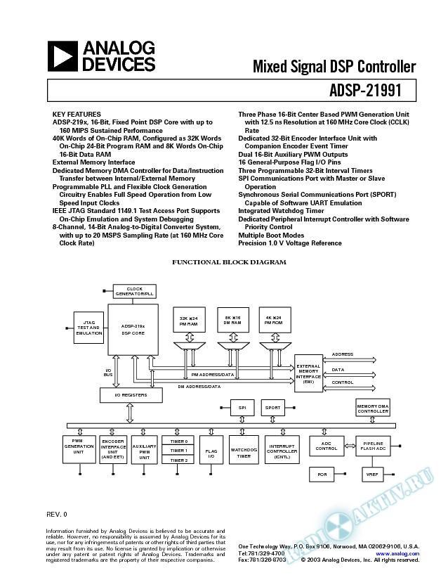 ADSP-21991