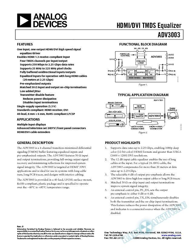 ADV3003