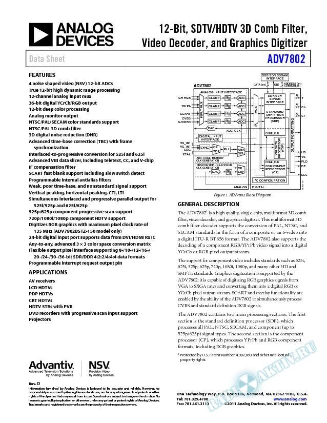 ADV7802