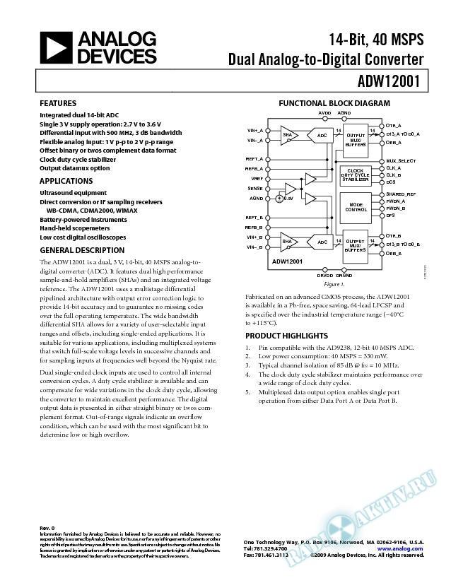 ADW12001