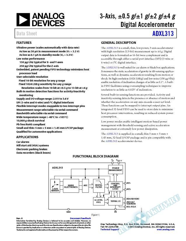 ADXL313
