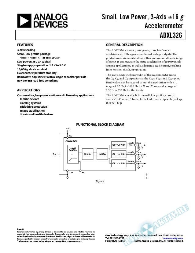 ADXL326