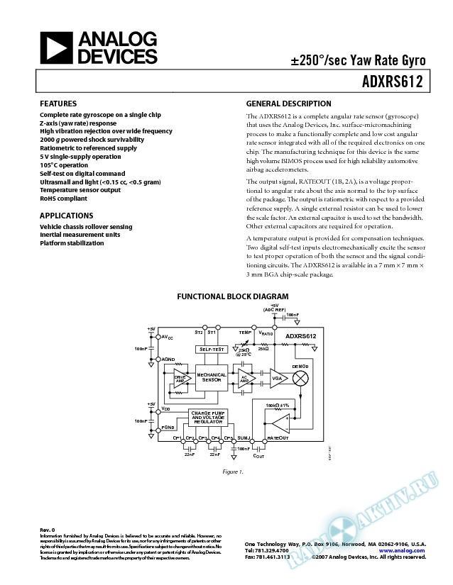 ADXRS612