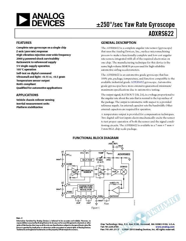 ADXRS622