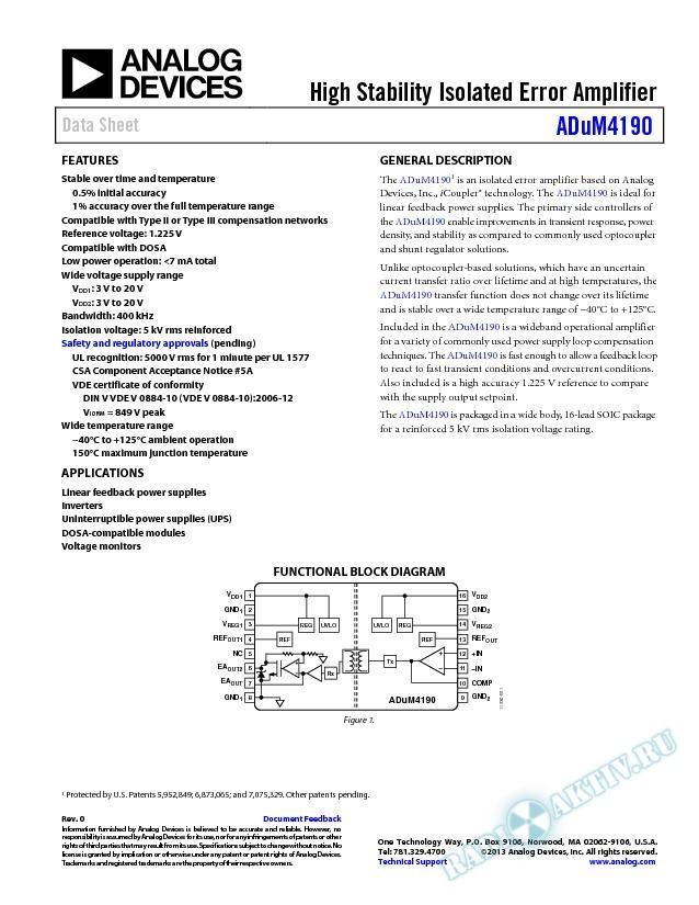 ADuM4190