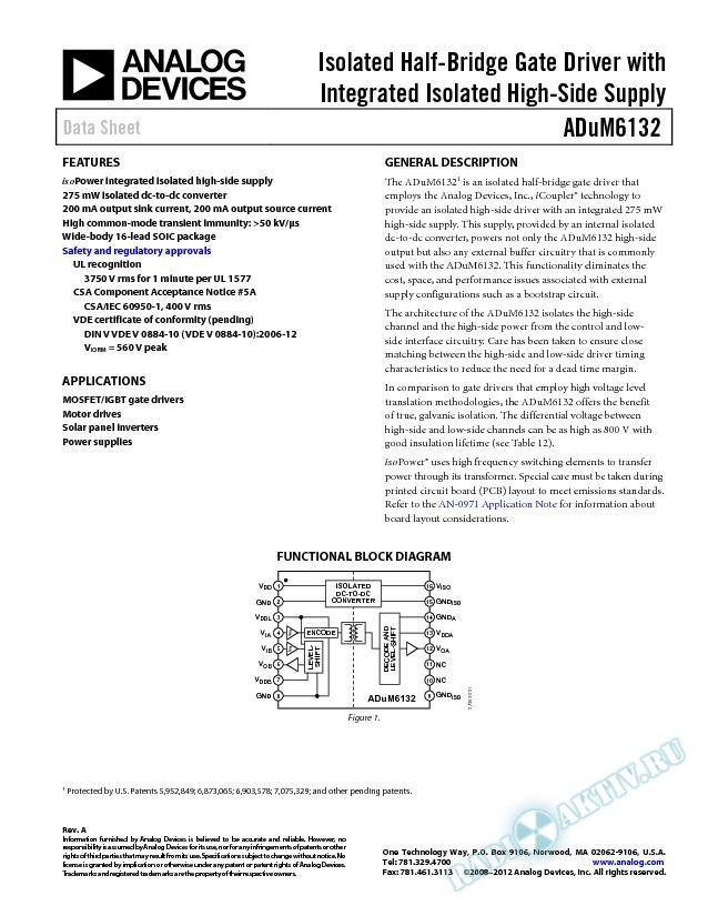 ADuM6132