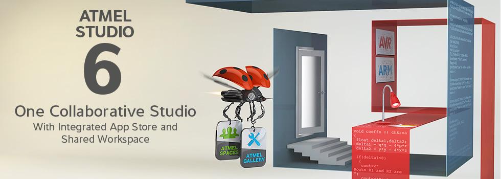 Урок №2. Avr studio 6 создание нового проекта neasov. Ru.