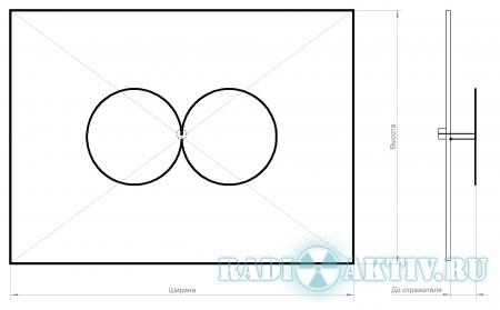 BiLoop(Двойная петля или бикруглая антенна)