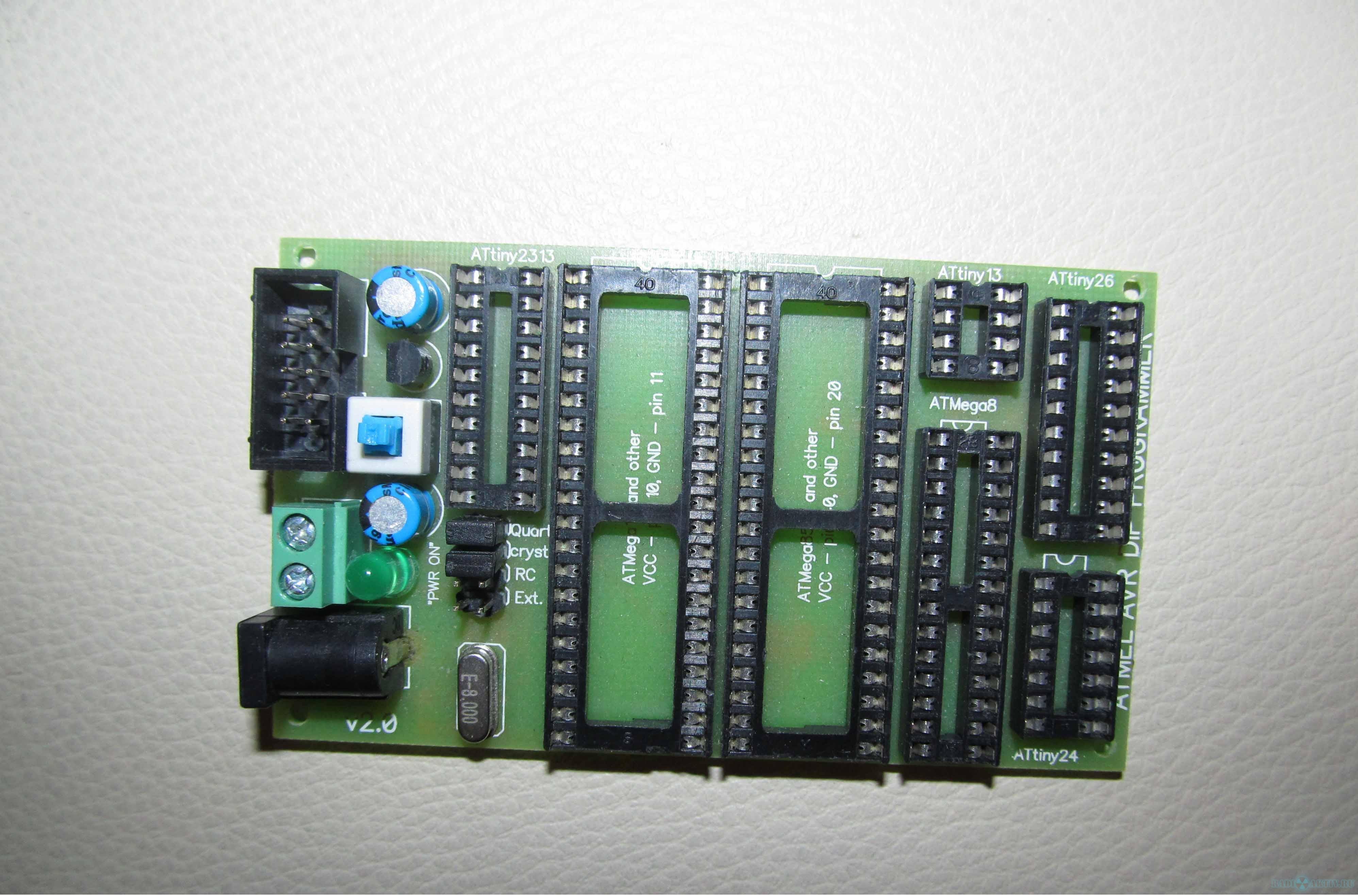 Радиоэлектроника для начинающих. радиоэлементы