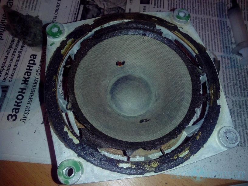 Восстановление акустики Амфитон 35АС018