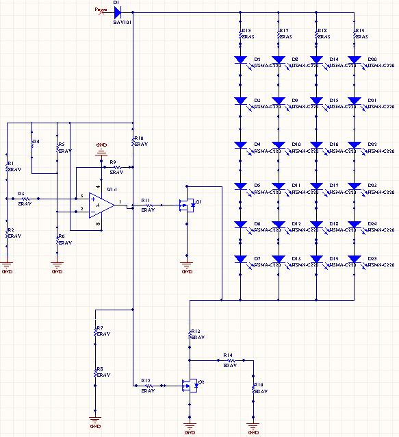 Altium designer схема из платы